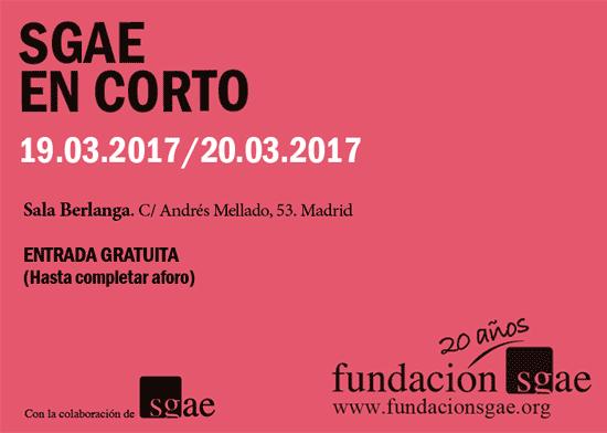 SGAE_en_Corto_2017_Marzo