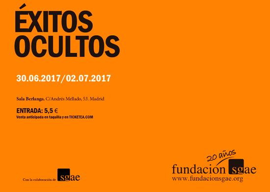 Exitos_ocultos_SGAE_Berlanga_Madrid_2017
