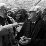 Juan Antonio Bardem y Luis García Berlanga