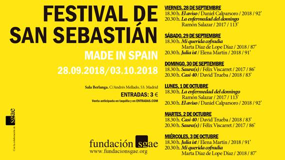 Festival_San_Sebastian_Berlanga_2018_cartelera