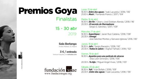 Premios_Goya_finalistas_Berlanga_2019_cartelera_1